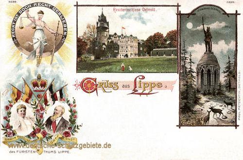 Fürstentum Lippe