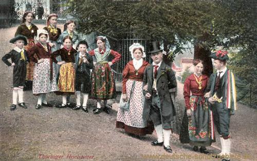 Thüringer Hochzeiter