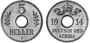 5 Heller (1914)