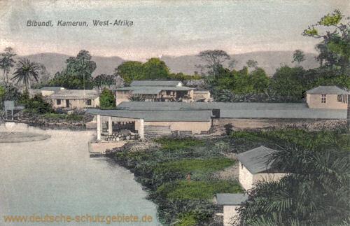 Kamerun, West-Afrika, Bibundi