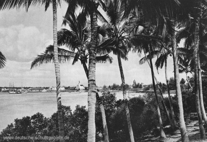 Panorama von Daressalam