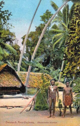 Deutsch-Neu-Guinea, Rheinische Mission