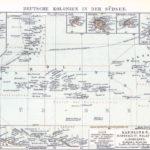 Marianen, Karolinen, Marshall-Inseln, Palau-Inseln