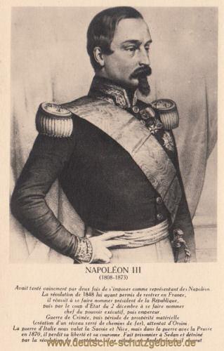 Napoleon III., 1848