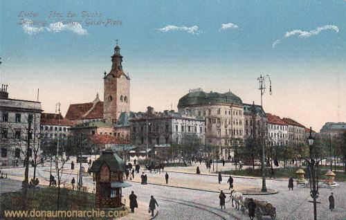 Lemberg, Heiliger Geist-Platz