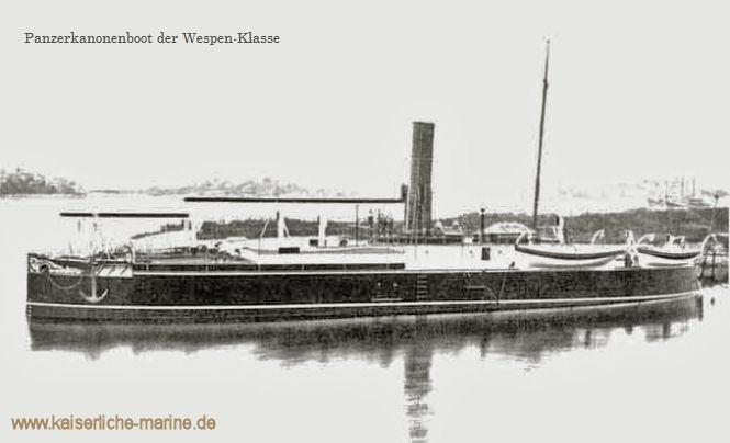 Panzerkanonenboot der Wespen-Klasse
