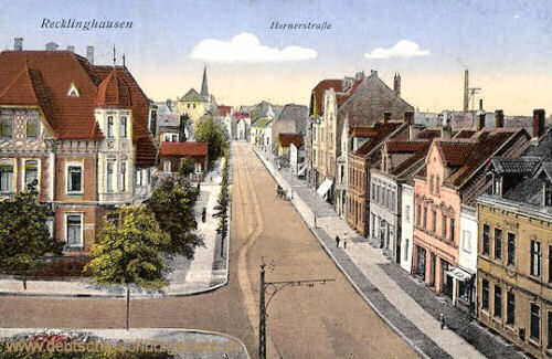 Recklinghausen, Hernerstraße