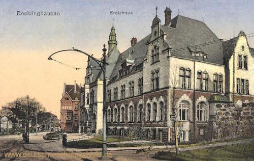 Recklinghausen, Kreishaus