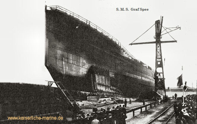 S.M.S. Graf Spee, Großer Kreuzer
