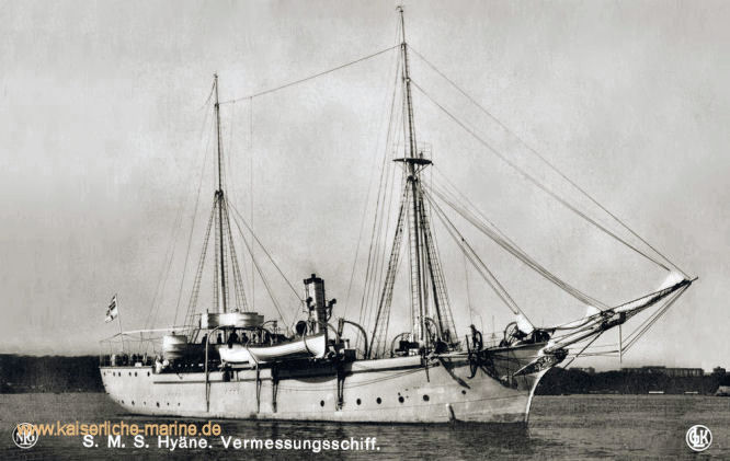 S.M.S. Hyäne, Kanonenboot