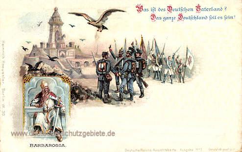 Was ist des Deutschen Vaterland