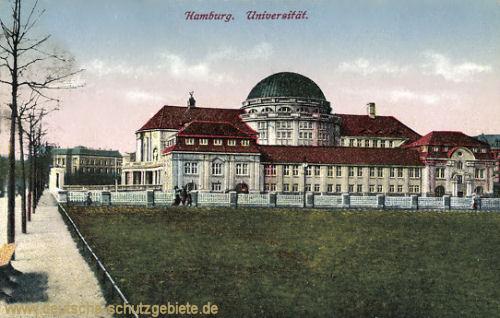 Hamburg, Universität