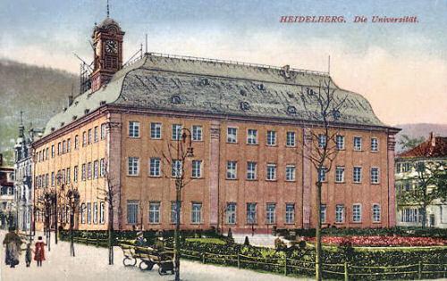 Heidelberg, Die Universität