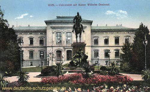 Kiel, Universität
