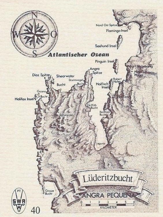 Lüderitzbucht, Angra Pequena