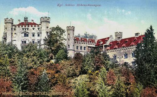 Königliches Schloss Hohenschwangau