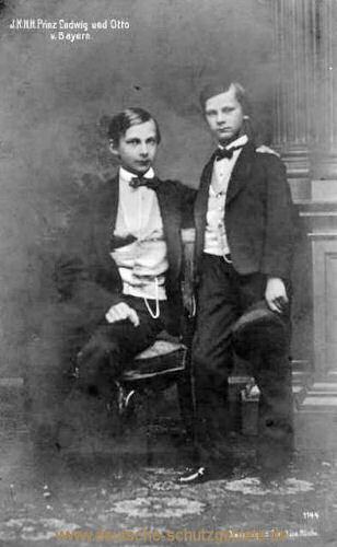 Prinzen Ludwig und Otto