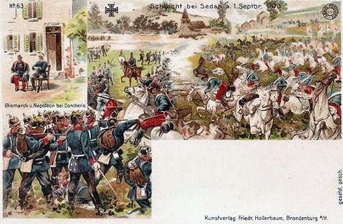Schlacht bei Sedan 1870