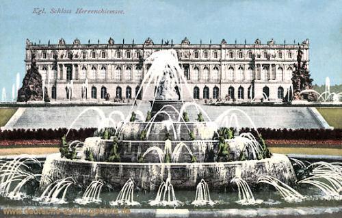 Königliches Schloss Herrenchiemsee