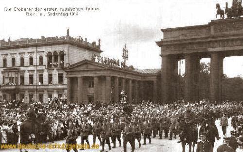 Sedantag 1914