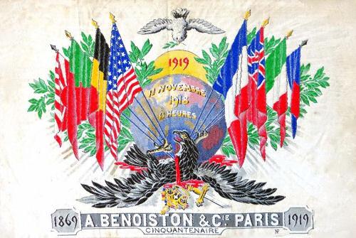 Versailler Vertrag 1919