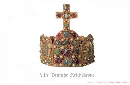 Alte Deutsche Reichskrone (Krone Karls des Großen)