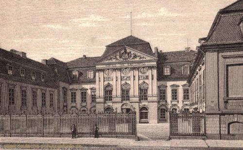 Berlin, Reichskanzlei