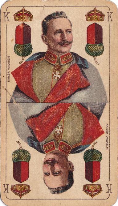 Eichel König (Kaiser Wilhelm II.)