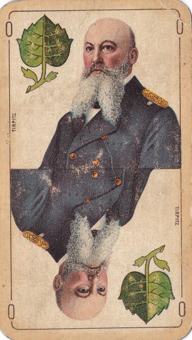 Grün Ober (Großadmiral Tirpitz)