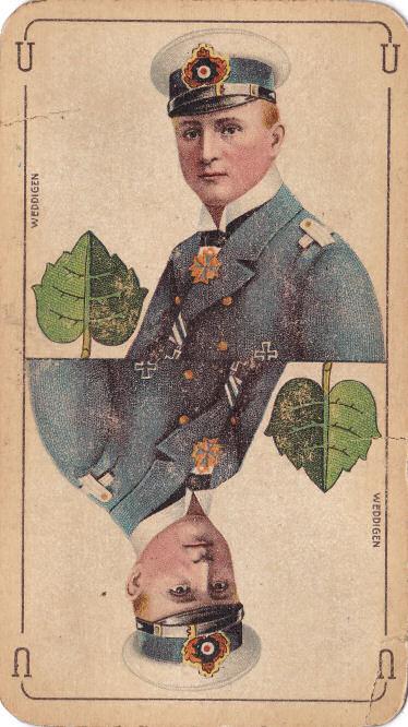 Grün Unter (Kapitänleutnant Otto Weddigen)