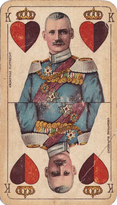 Rot König (Kronprinz Rupprecht von Bayern)