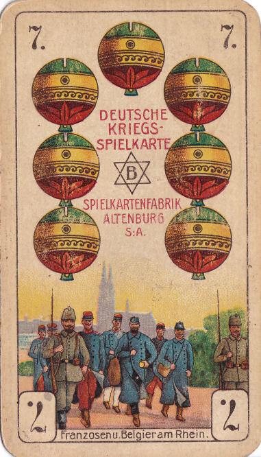 Schellen 7 (Franzosen und Belgier am Rhein)