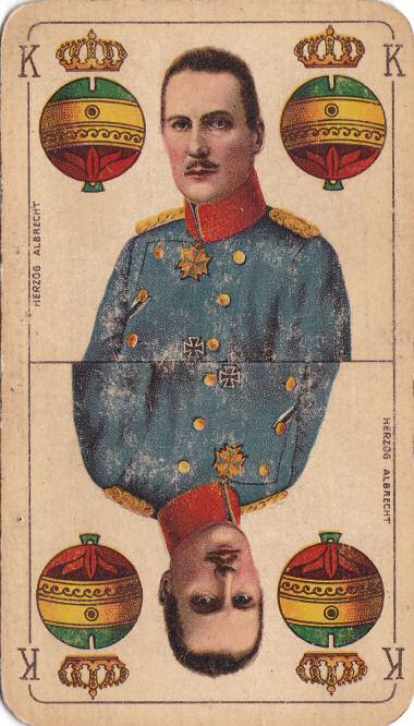 Schellen König (Herzog Albrecht von Württemberg)