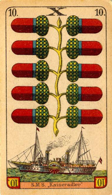Eichel 10 (S.M.S. Kaiseradler)