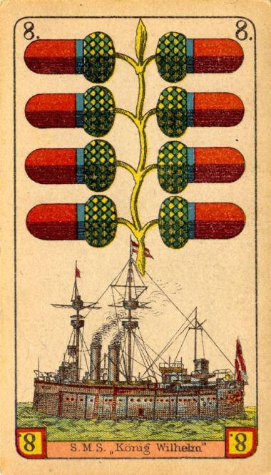 Eichel 8 (S.M.S. König Wilhelm)