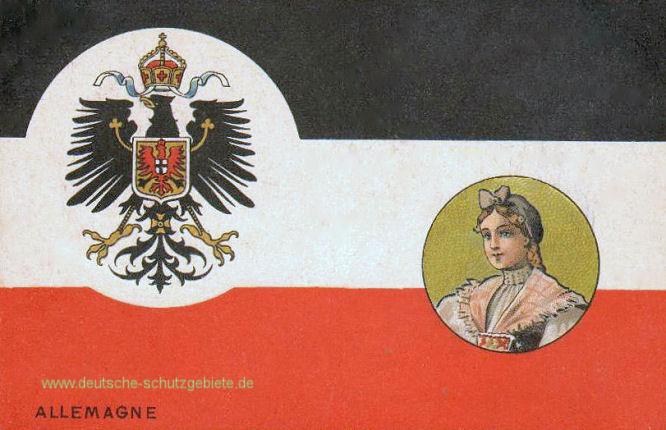 Fahne Deutsches Reich