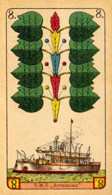 Grün 8 (S.M.S. Arminius)