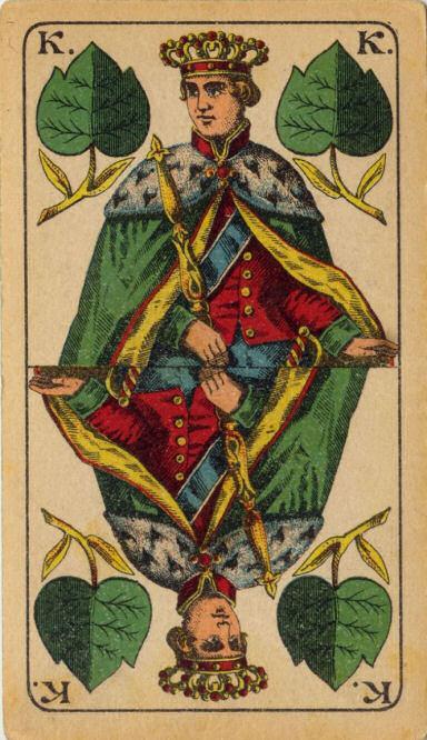 Grün König