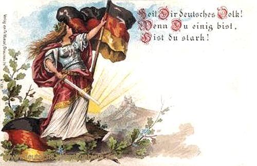 Heil Dir deutsches Volk