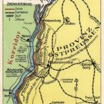 Ostpreußens Abschnürung von der Weichsel, 1920