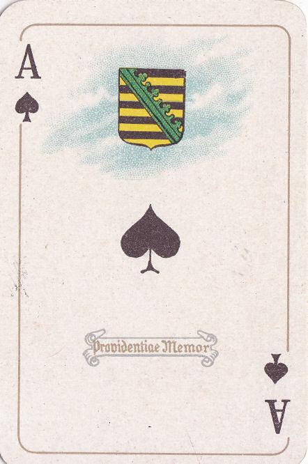 Pik Ass (Sachsen - Providentiae Memor)