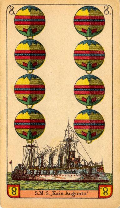 Schellen 8 (S.M.S. Kaiserin Augusta)