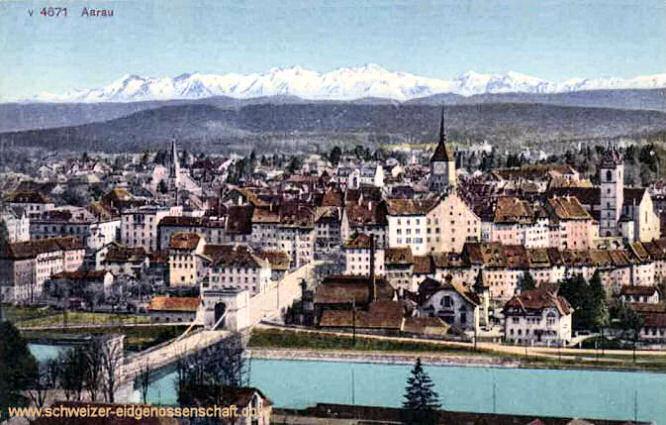 Aarau, Ansicht
