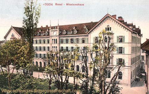 Basel, Missionshaus