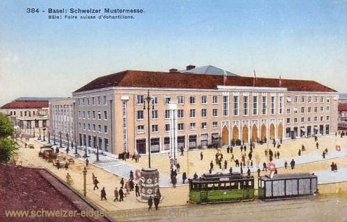 Basel, Schweizer Mustermesse