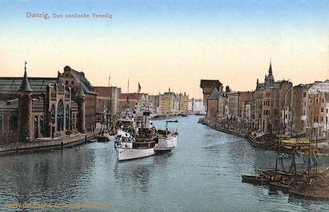 Danzig. Das nordische Venedig