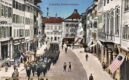 Liestal, Rathausstraße