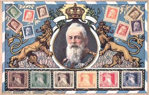 Prinzregent Luitpold-Briefmarken