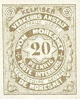 Moresnet 20 Pfennig
