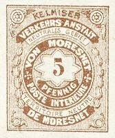 Moresnet 5 Pfennig
